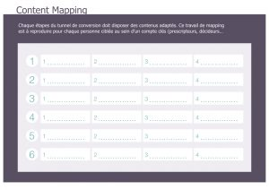 Content Mapping Lead Nurtuting